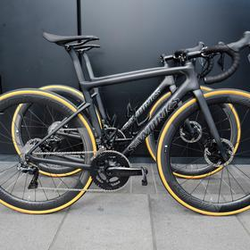 f1c215564cc Specialized S-Works Tarmac SL6 Disc at Bespoke Cycling, London