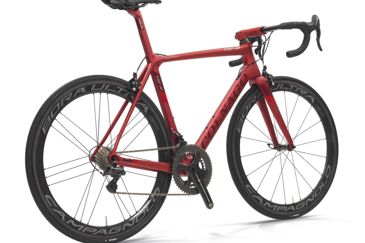 The New Colnago V2 R