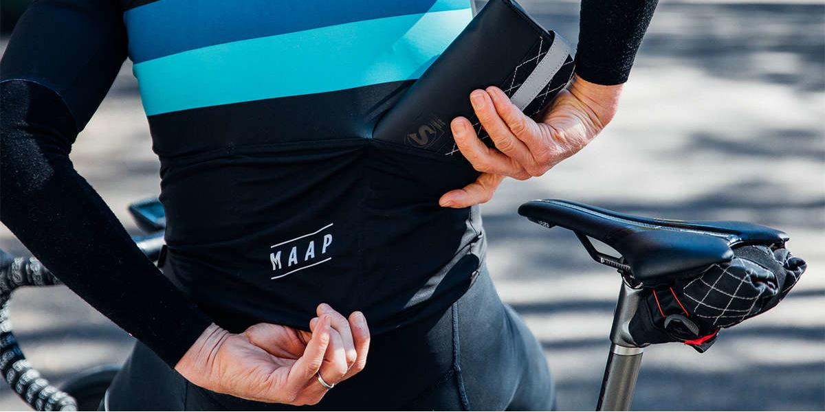 Packing your jersey pockets for a ride is as important as the breakfast you  eat in the morning 1e5af637d