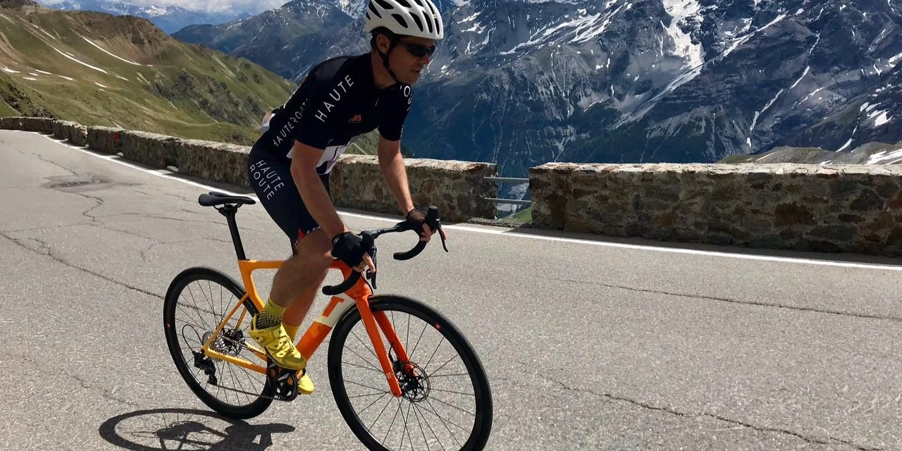77a71cc1328 If you're a fan of the Haute Route (and there's a lot to like) and the  latest innovation in cycling, then this new 3T Strada Official Haute Route  bike might ...